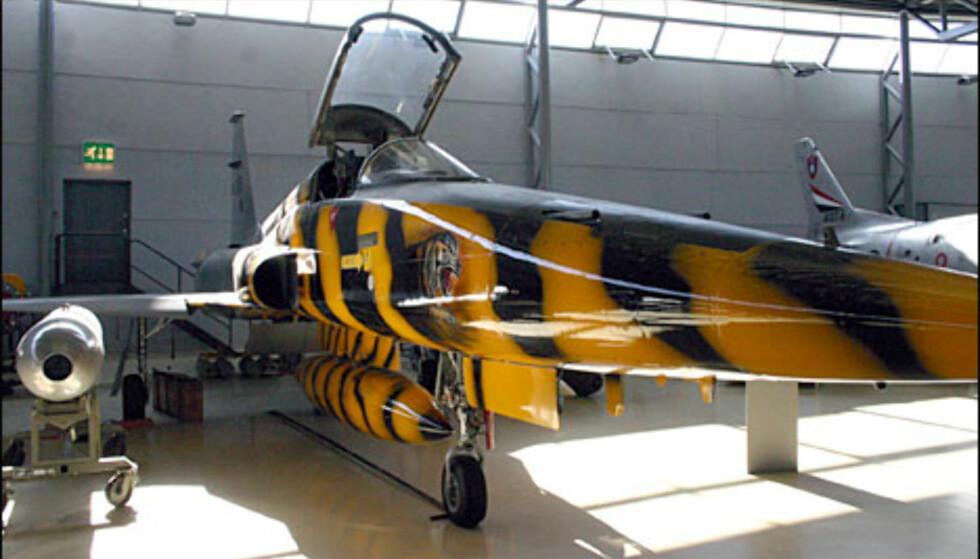 Northrop F-5 Freedom Fighter.