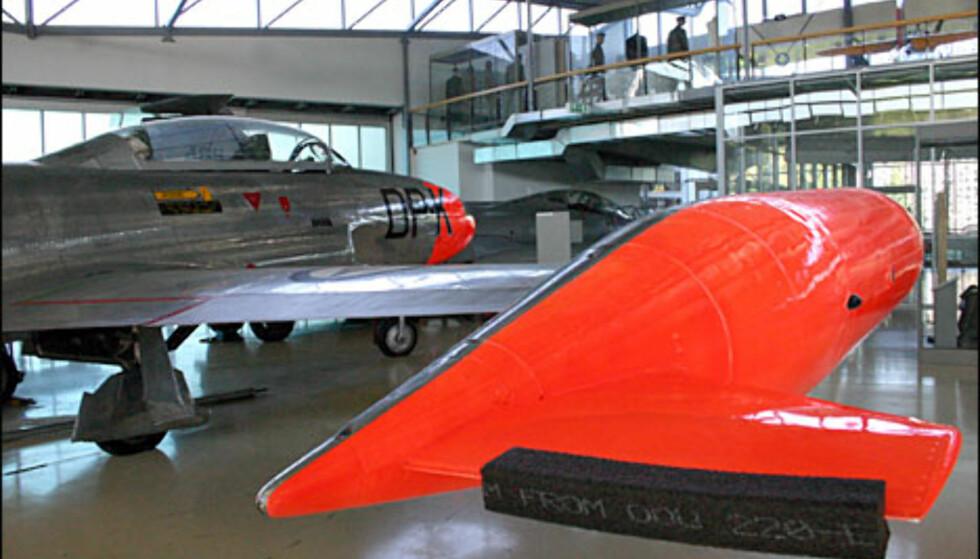 Lockheed T-33A.