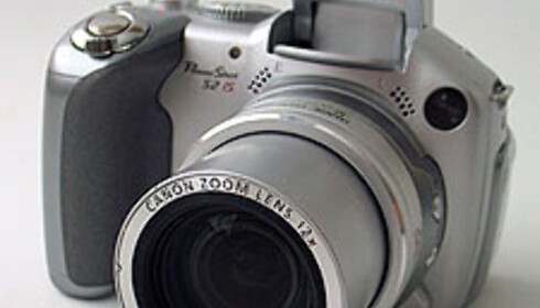 Canon Powershot S2-IS