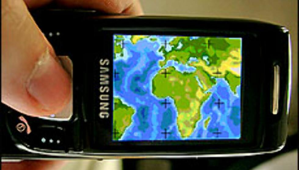 Ny teknologi åpner for billigere ringepris fra utlandet.