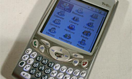 image: PalmOne Treo 650