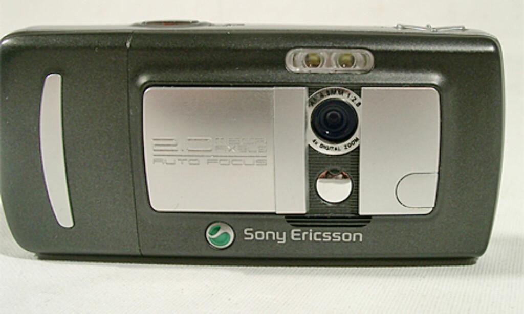 image: Sony Ericsson K750
