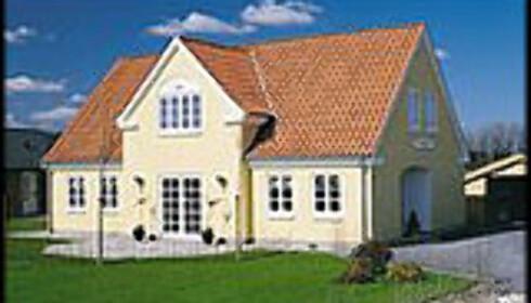 De danske drømmehusene