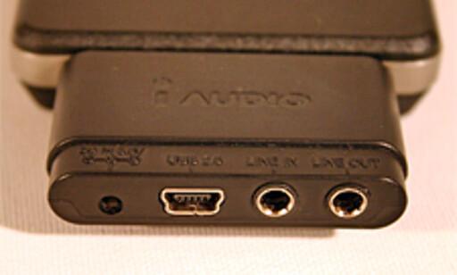 image: iAudio X5
