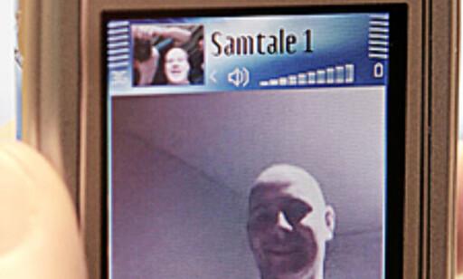 Videosamtale med IT Avisen