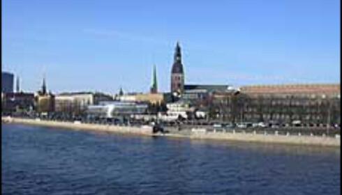 Riga Panorama. Foto: Rigas turistkontor