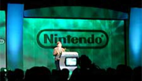 Nintendo viser sine sterkeste kort