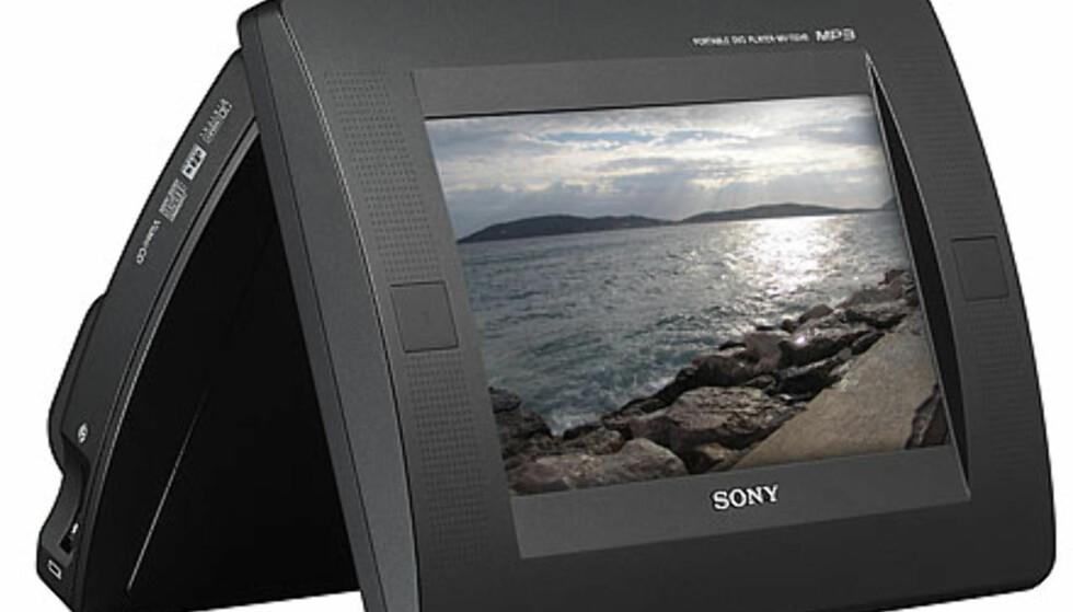 DivX i baksetet fra Sony