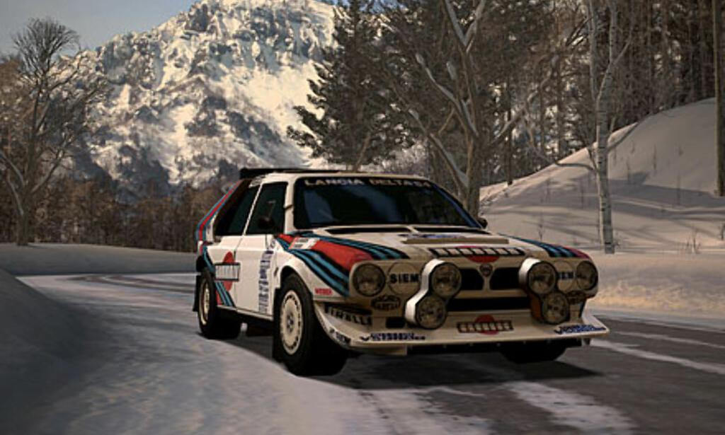image: Gran Turismo 4