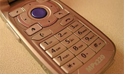 image: Motorola MPx220