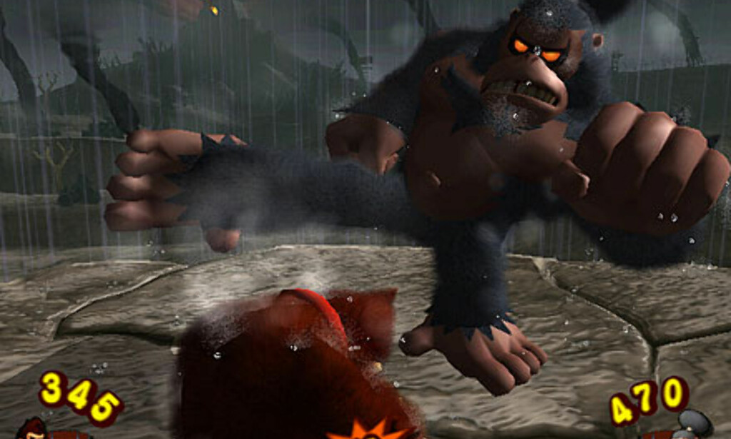 image: Donkey Kong: Jungle Beat