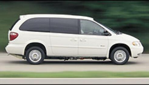 Chrysler Natrium, basert på en Voyager.