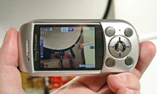 image: Sony Ericsson S700i