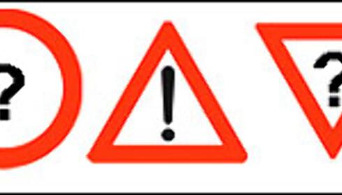 Kan du trafikkreglene?