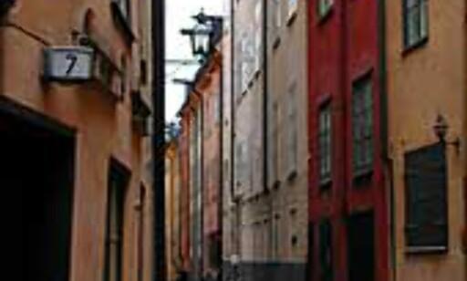 Gamla Stan i Stockholm er en av de fristende gratisopplevelsene du kan få med deg i høst.