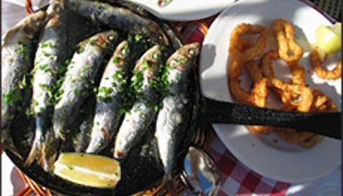 Lær deg å lage himmelsk middelhavsmat på ferien.  Foto: Inga Holst Foto: Inga Holst