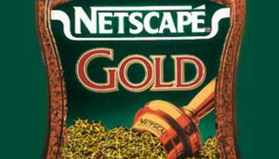 Nytt satsningsområde for Netscape
