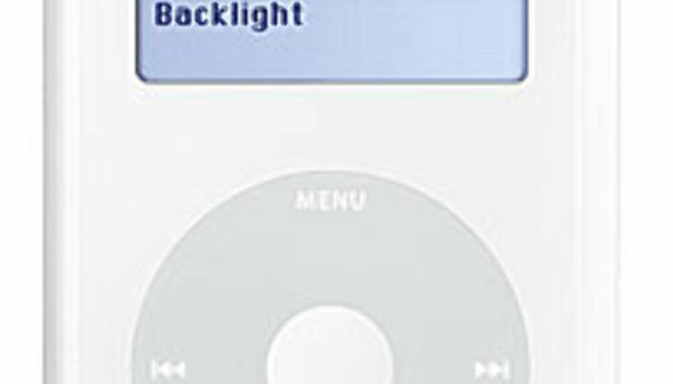 Ny iPod lansert