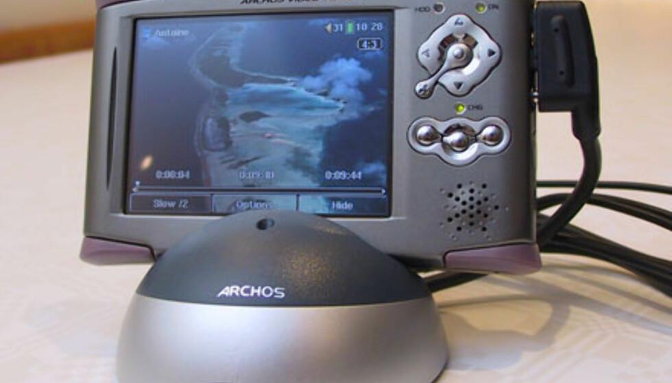 Bilder av Archos AV400