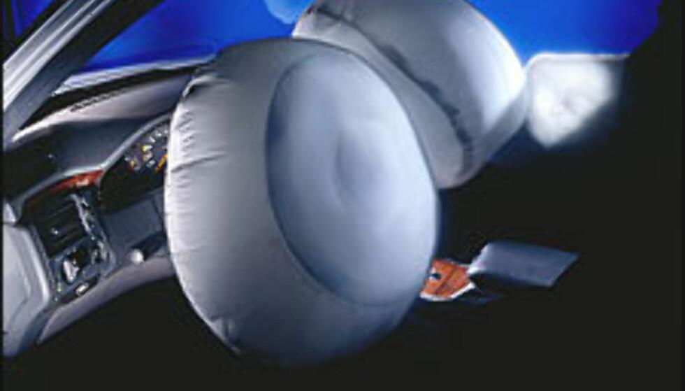 Belter, airbag og ABS viktigst