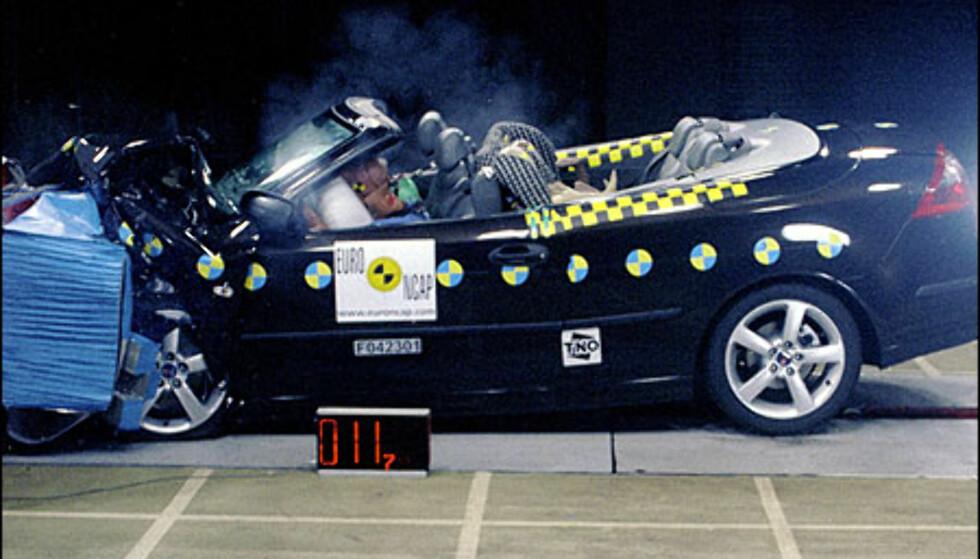 Saab 9-3.