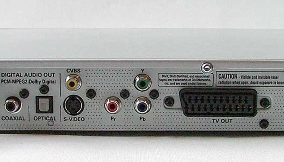 Philips DVP720SA