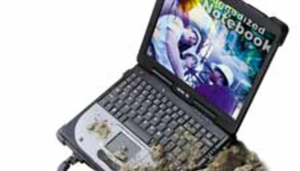 Zepto lanserer gummiert PC