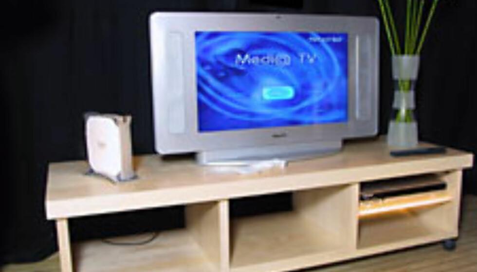 Packard Bell på hjemmebane