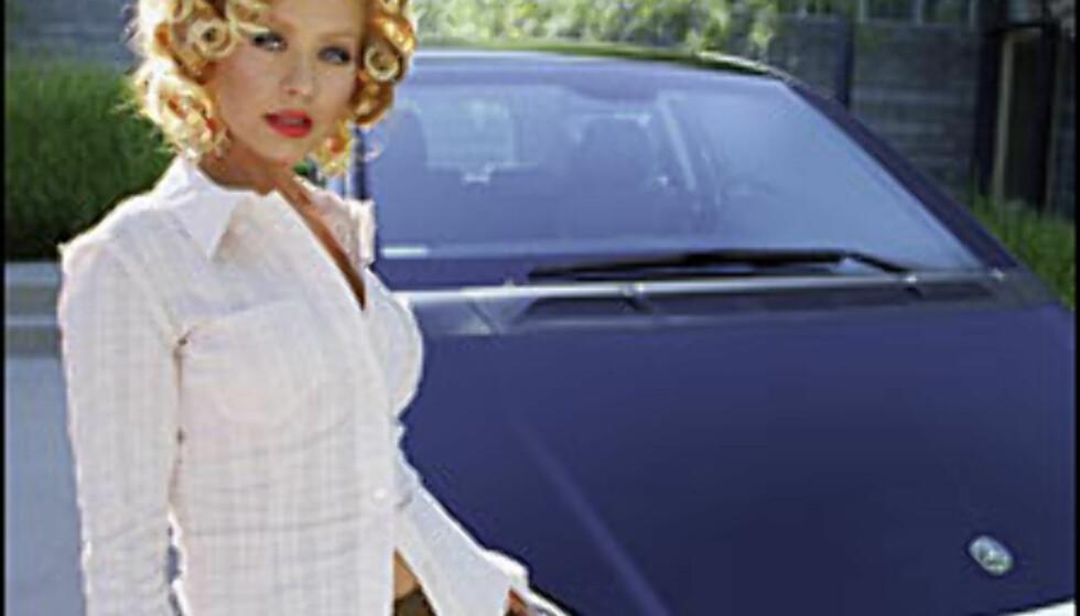 Aguilera i veien for A-klasse