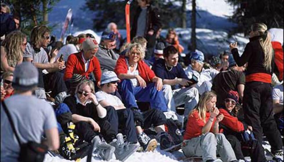 Vinter på Hafjell kjenner mange til, men dette er også et sted som egner seg for sommerbesøk. Foto: Hafjell.no