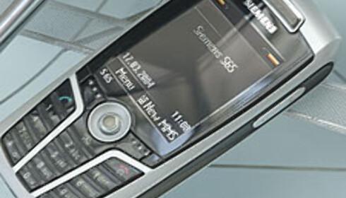 Siemens går for megapiksel