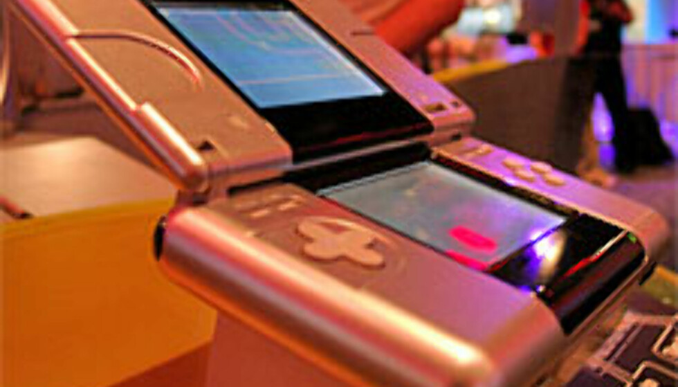 Nintendo DS lanseres i mars?