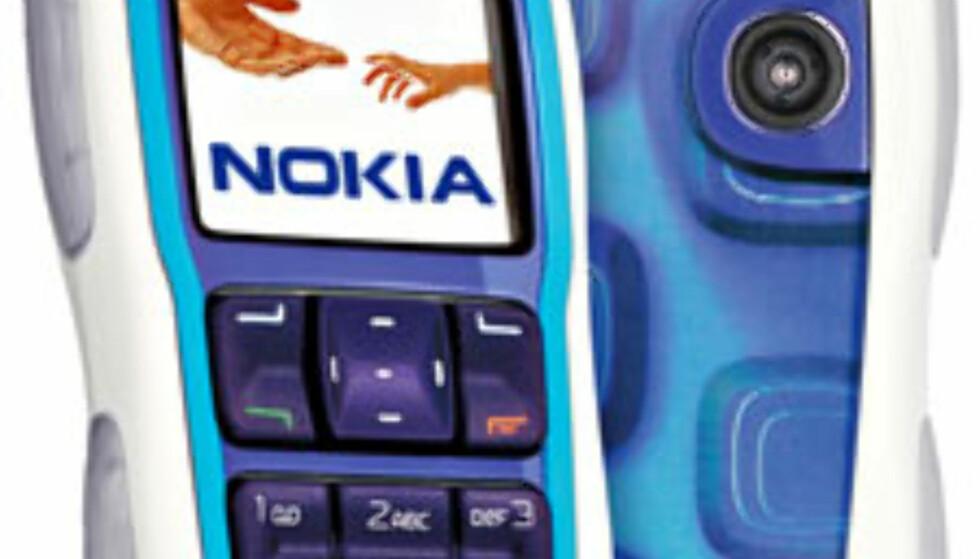 Nokia med disco-mobil