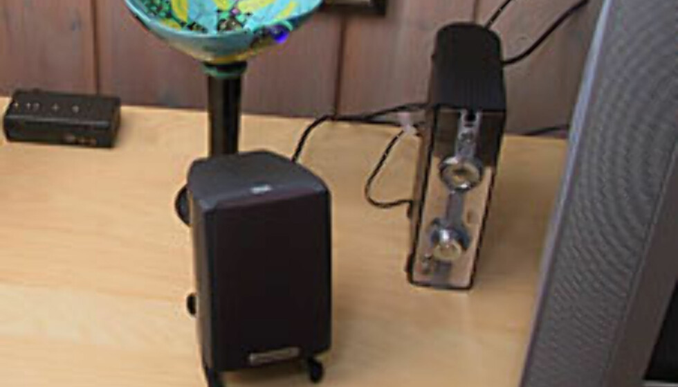 PC-høyttalere til hjemmekino?