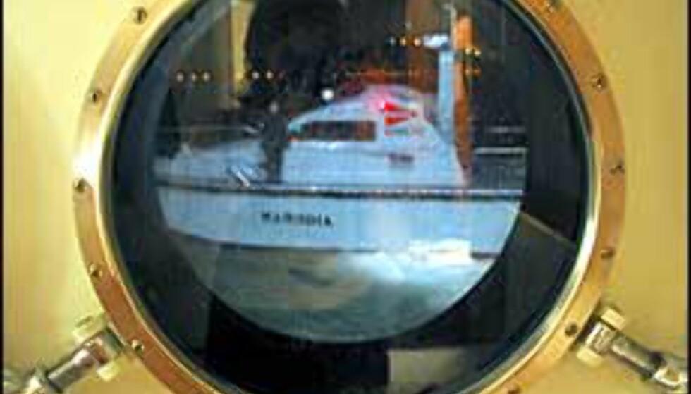 Politipatruljer i Lisboas havn er en del av sikkerhetstiltakene som vil møte turister nå.