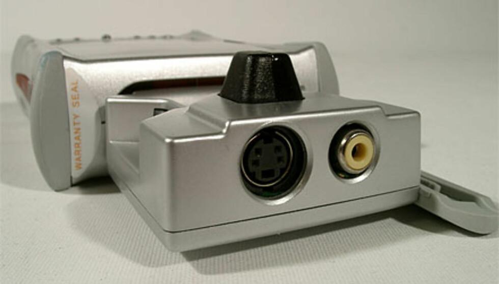 Archos AV320 i bilder