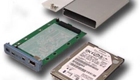 Gjenbruk av laptop-disker