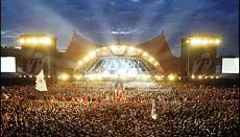 I fjor kom hele 103 000 publikummere til Roskildefestivalen. Pressebilde