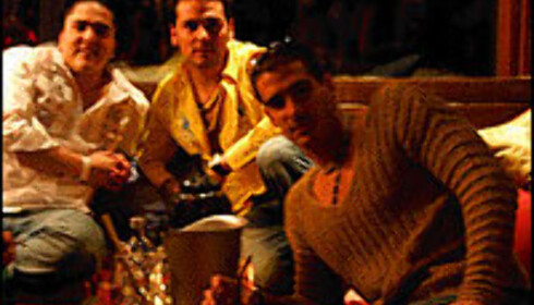Med champagne i kjøleren kan du tilbringe natten her.  Foto: Rudy Bianco/www.cdlcbarcelona.com Foto: Rudy Bianco/www.cdlcbarcelona.com - copyright