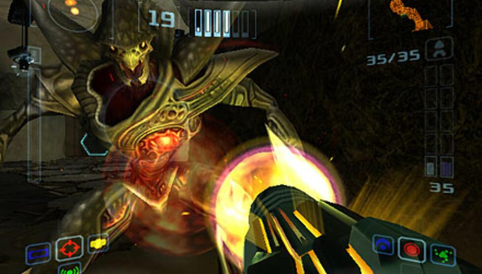 Metroid Prime: Echoes (GameCube)