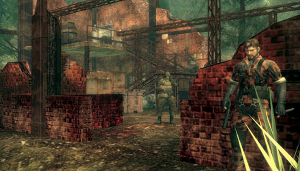 Metal Gear Solid 3 (PS2)