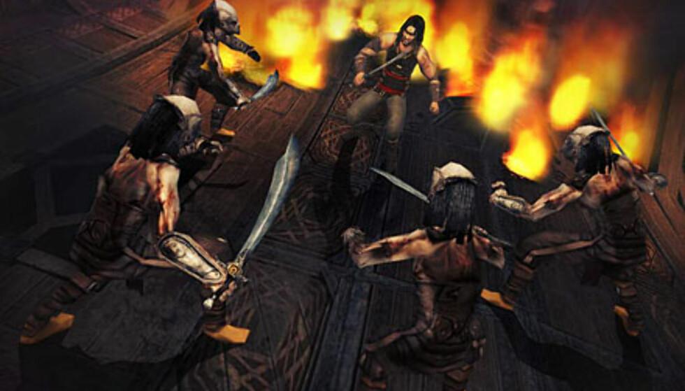 Prince of Persia 2 (konsoller)