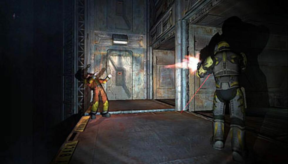 Chronicles of Riddick (XBox)