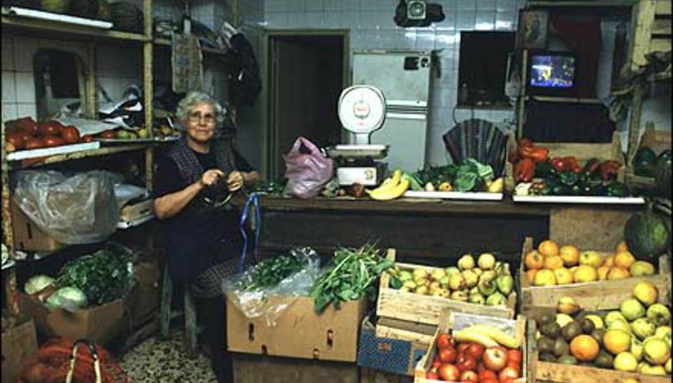 Småhandel i Lisboa. Foto: www.photito.com
