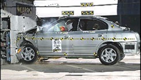 Hyundai Elantra: 18 av 20 poeng