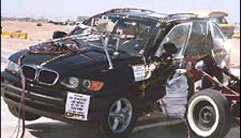 BMW X5: 19 av 20 poeng