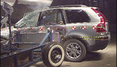 Volvo XC90: 19 av 20 poeng