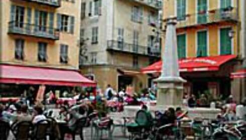 Nice er en av byene du kan besøke for en billig penge i mai.