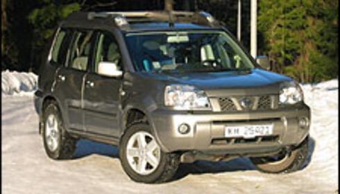 Nissan X-Trial.