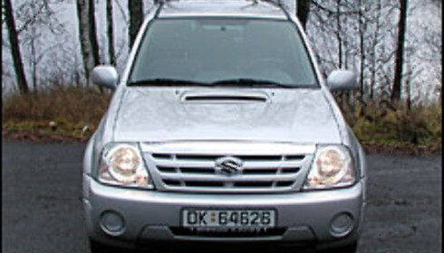 Suzuki Grand  Vitara XL-7.